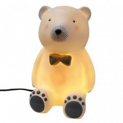 Lampe veilleuse Ours Blanc